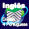iPhone/iPadアプリ「English Study for Portuguese Speakers-Aprender Inglês」のアイコン