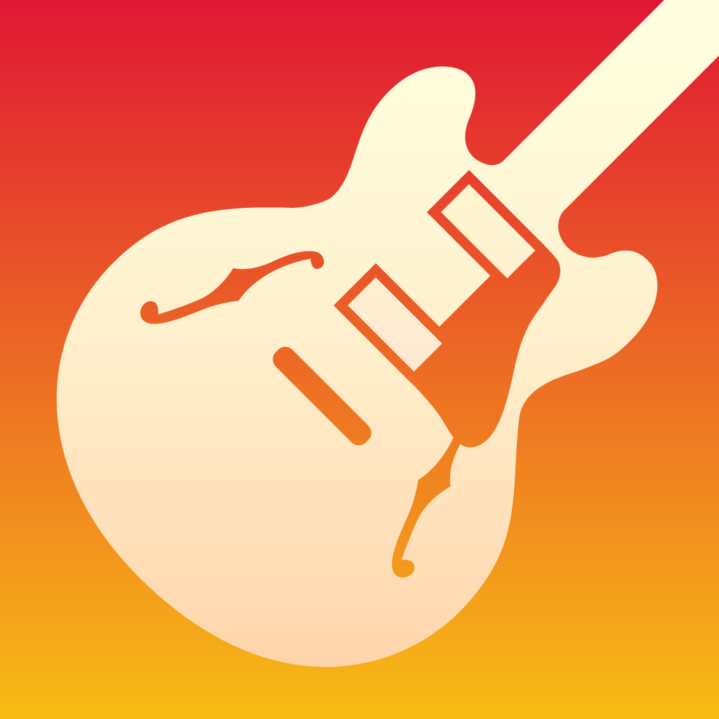 gargae band ipad app